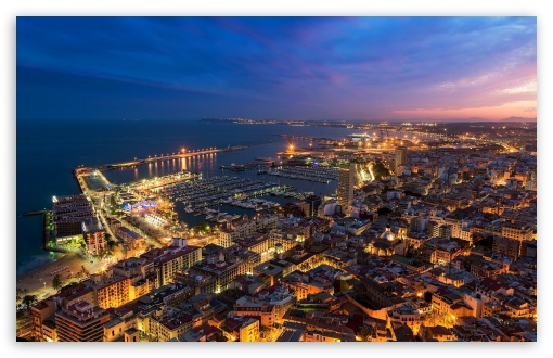Alicante HD wallpaper for Wide 16:10 5:3 Widescreen WHXGA WQXGA WUXGA WXGA WGA ; HD 16:9 High Definition WQHD QWXGA 1080p 900p 720p QHD nHD ; Standard 4:3 5:4 3:2 Fullscreen UXGA XGA SVGA QSXGA SXGA DVGA HVGA HQVGA devices ( Apple PowerBook G4 iPhone 4 3G 3GS iPod Touch ) ; Tablet 1:1 ; iPad 1/2/Mini ; Mobile 4:3 5:3 3:2 16:9 5:4 - UXGA XGA SVGA WGA DVGA HVGA HQVGA devices ( Apple PowerBook G4 iPhone 4 3G 3GS iPod Touch ) WQHD QWXGA 1080p 900p 720p QHD nHD QSXGA SXGA ;