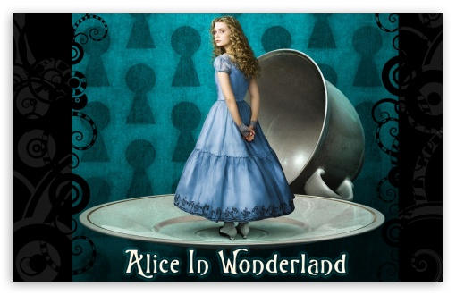 Alice in Wonderland HD wallpaper for Wide 16:10 5:3 Widescreen WHXGA WQXGA WUXGA WXGA WGA ; HD 16:9 High Definition WQHD QWXGA 1080p 900p 720p QHD nHD ; Standard 4:3 5:4 3:2 Fullscreen UXGA XGA SVGA QSXGA SXGA DVGA HVGA HQVGA devices ( Apple PowerBook G4 iPhone 4 3G 3GS iPod Touch ) ; Tablet 1:1 ; iPad 1/2/Mini ; Mobile 4:3 5:3 3:2 16:9 5:4 - UXGA XGA SVGA WGA DVGA HVGA HQVGA devices ( Apple PowerBook G4 iPhone 4 3G 3GS iPod Touch ) WQHD QWXGA 1080p 900p 720p QHD nHD QSXGA SXGA ;