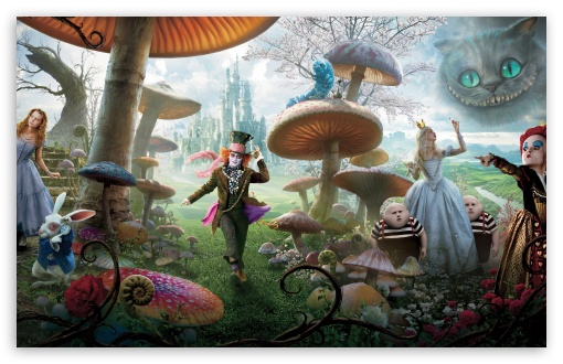 Alice In Wonderland Movie 2010 HD wallpaper for Wide 16:10 5:3 Widescreen WHXGA WQXGA WUXGA WXGA WGA ; HD 16:9 High Definition WQHD QWXGA 1080p 900p 720p QHD nHD ; UHD 16:9 WQHD QWXGA 1080p 900p 720p QHD nHD ; Standard 4:3 5:4 Fullscreen UXGA XGA SVGA QSXGA SXGA ; Tablet 1:1 ; iPad 1/2/Mini ; Mobile 4:3 5:3 16:9 5:4 - UXGA XGA SVGA WGA WQHD QWXGA 1080p 900p 720p QHD nHD QSXGA SXGA ; Dual 16:10 16:9 4:3 5:4 WHXGA WQXGA WUXGA WXGA WQHD QWXGA 1080p 900p 720p QHD nHD UXGA XGA SVGA QSXGA SXGA ;