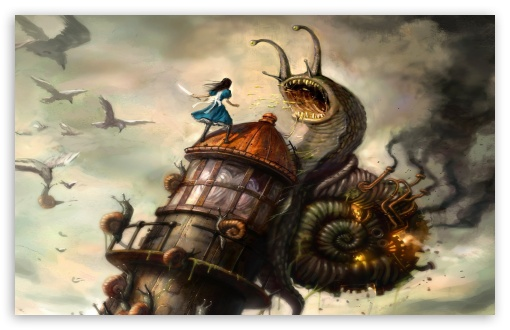 Alice Madness Returns HD wallpaper for Wide 16:10 5:3 Widescreen WHXGA WQXGA WUXGA WXGA WGA ; HD 16:9 High Definition WQHD QWXGA 1080p 900p 720p QHD nHD ; Standard 4:3 5:4 3:2 Fullscreen UXGA XGA SVGA QSXGA SXGA DVGA HVGA HQVGA devices ( Apple PowerBook G4 iPhone 4 3G 3GS iPod Touch ) ; iPad 1/2/Mini ; Mobile 4:3 5:3 3:2 16:9 5:4 - UXGA XGA SVGA WGA DVGA HVGA HQVGA devices ( Apple PowerBook G4 iPhone 4 3G 3GS iPod Touch ) WQHD QWXGA 1080p 900p 720p QHD nHD QSXGA SXGA ;
