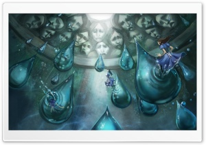 Alice Madness Returns Tears HD Wide Wallpaper for Widescreen