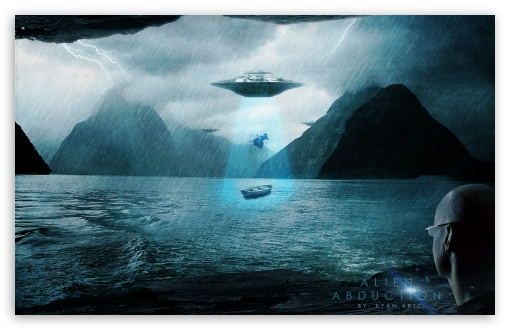 Alien Abduction HD wallpaper for Standard 4:3 5:4 Fullscreen UXGA XGA SVGA QSXGA SXGA ; Wide 16:10 5:3 Widescreen WHXGA WQXGA WUXGA WXGA WGA ; HD 16:9 High Definition WQHD QWXGA 1080p 900p 720p QHD nHD ; Other 3:2 DVGA HVGA HQVGA devices ( Apple PowerBook G4 iPhone 4 3G 3GS iPod Touch ) ; Mobile VGA WVGA iPhone iPad PSP Phone - VGA QVGA Smartphone ( PocketPC GPS iPod Zune BlackBerry HTC Samsung LG Nokia Eten Asus ) WVGA WQVGA Smartphone ( HTC Samsung Sony Ericsson LG Vertu MIO ) HVGA Smartphone ( Apple iPhone iPod BlackBerry HTC Samsung Nokia ) Sony PSP Zune HD Zen ; Tablet 2 Android 3 DVGA HVGA HQVGA devices ( Apple PowerBook G4 iPhone 4 3G 3GS iPod Touch ) ; Dual 5:4 QSXGA SXGA ;