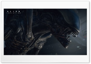 Alien Isolation HD Wide Wallpaper for 4K UHD Widescreen desktop & smartphone