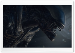 Alien Isolation Game HD Wide Wallpaper for 4K UHD Widescreen desktop & smartphone