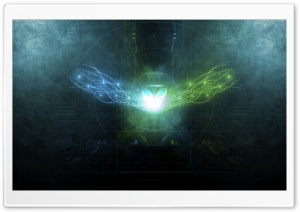 Alien Nova HD Wide Wallpaper for Widescreen