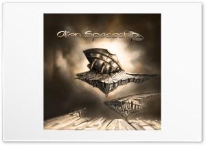 Alien Spaceship  wallpaper Ultra HD Wallpaper for 4K UHD Widescreen desktop, tablet & smartphone