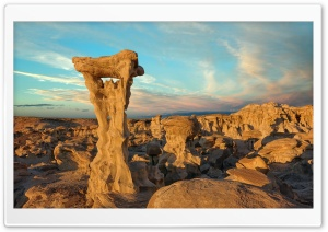 Alien Throne Rock Formations,...