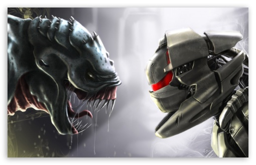 Aliens vs. Predator Artwork HD wallpaper for Standard 4:3 5:4 ...