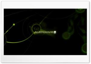 Alienware 4k Logo Green Ultra HD Wallpaper for 4K UHD Widescreen desktop, tablet & smartphone