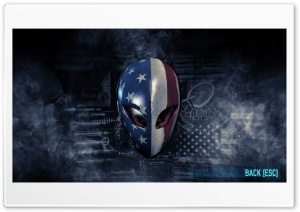 Alienware Logo Mask Ultra HD Wallpaper for 4K UHD Widescreen desktop, tablet & smartphone