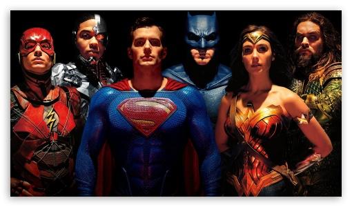 The Justice League 4K HD Desktop Wallpaper For 4K