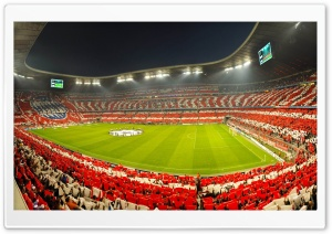 Allianz Arena HD Wide Wallpaper for 4K UHD Widescreen desktop & smartphone