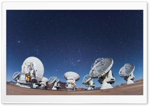 Alma Antennas HD Wide Wallpaper for Widescreen