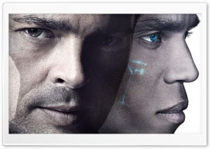 Almost Human Movie HD Wide Wallpaper for Widescreen