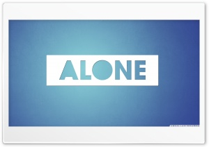 Alone HD Wide Wallpaper for Widescreen