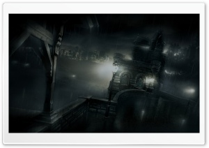 Alone In The Dark HD Wide Wallpaper for Widescreen