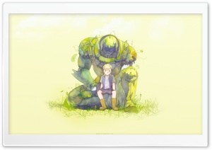 Alphonse HD Wide Wallpaper for 4K UHD Widescreen desktop & smartphone