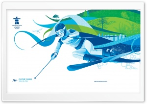 Alpine Skiing HD Wide Wallpaper for Widescreen