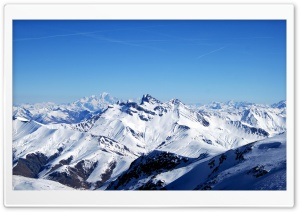 Alps HD Wide Wallpaper for Widescreen