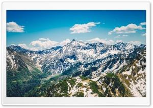 Alps Mountain Range in Austria Ultra HD Wallpaper for 4K UHD Widescreen desktop, tablet & smartphone