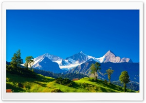 Alps Mountains HD Wide Wallpaper for 4K UHD Widescreen desktop & smartphone