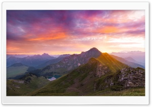 Alps Mountains Switzerland Ultra HD Wallpaper for 4K UHD Widescreen desktop, tablet & smartphone