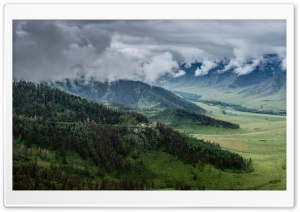 Altai Mountains, Russia HD Wide Wallpaper for 4K UHD Widescreen desktop & smartphone