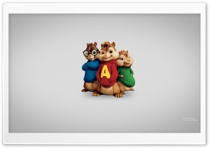 Alvin and the Chipmunks HD HD Wide Wallpaper for 4K UHD Widescreen desktop & smartphone