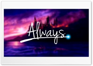 Always Harry Potter