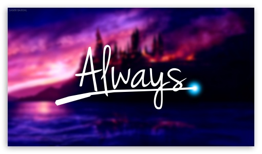 Download Always Harry Potter HD Wallpaper