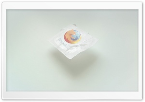 Always Use Protection Firefox HD Wide Wallpaper for Widescreen