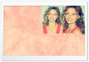 Alyson Michalka Ultra HD Wallpaper for 4K UHD Widescreen desktop, tablet & smartphone