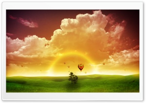 Amanecer HD Wide Wallpaper for Widescreen