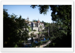 Amarante, Portugal HD Wide Wallpaper for Widescreen