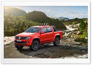 Amarok HD Wide Wallpaper for Widescreen