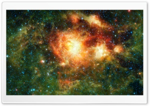 Amazing Galaxy HD Wide Wallpaper for Widescreen