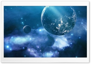 Amazing Space HD Wide Wallpaper for Widescreen