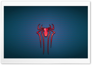 Amazing Spider Man 2 Back Movie Logo By Kalangozilla HD Wide Wallpaper for 4K UHD Widescreen desktop & smartphone