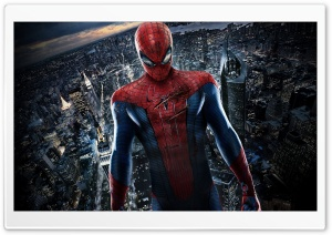 Amazing Spiderman HD Wide Wallpaper for Widescreen
