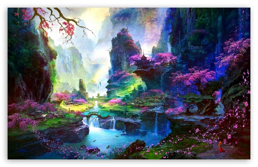 Amazing Springtime Landscape Artwork ❤ 4K UHD Wallpaper for Wide 16:10 5:3 Widescreen WHXGA WQXGA WUXGA WXGA WGA ; 4K UHD 16:9 Ultra High Definition 2160p 1440p 1080p 900p 720p ; Standard 4:3 5:4 3:2 Fullscreen UXGA XGA SVGA QSXGA SXGA DVGA HVGA HQVGA ( Apple PowerBook G4 iPhone 4 3G 3GS iPod Touch ) ; Smartphone 16:9 3:2 5:3 2160p 1440p 1080p 900p 720p DVGA HVGA HQVGA ( Apple PowerBook G4 iPhone 4 3G 3GS iPod Touch ) WGA ; Tablet 1:1 ; iPad 1/2/Mini ; Mobile 4:3 5:3 3:2 16:9 5:4 - UXGA XGA SVGA WGA DVGA HVGA HQVGA ( Apple PowerBook G4 iPhone 4 3G 3GS iPod Touch ) 2160p 1440p 1080p 900p 720p QSXGA SXGA ;