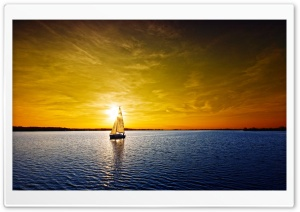 Amazing Sunset HD Wide Wallpaper for Widescreen