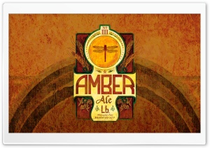 Amber Ale HD Wide Wallpaper for Widescreen