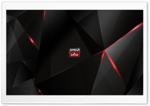 AMD Gaming Evolved HD Wide Wallpaper for Widescreen