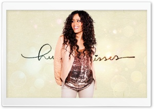 Amel Bent HD Wide Wallpaper for 4K UHD Widescreen desktop & smartphone