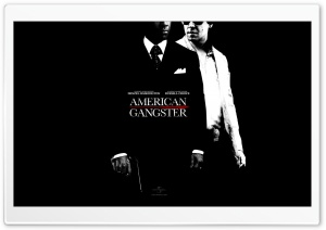American Gangster HD Wide Wallpaper for 4K UHD Widescreen desktop & smartphone