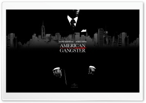 American Gangster 1 HD Wide Wallpaper for 4K UHD Widescreen desktop & smartphone