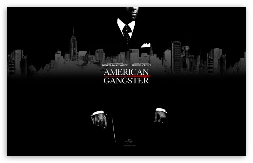 Download American Gangster 1 HD Wallpaper