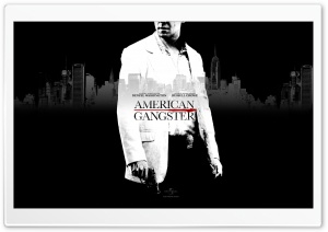 American Gangster 2 HD Wide Wallpaper for Widescreen