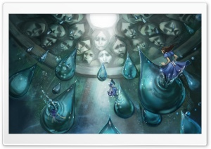 American McGee's Alice HD Wide Wallpaper for Widescreen