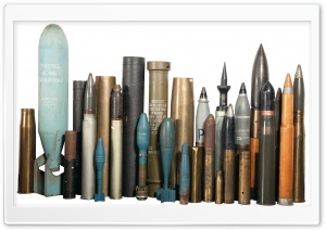 Ammunition HD Rocket Ultra HD Wallpaper for 4K UHD Widescreen desktop, tablet & smartphone